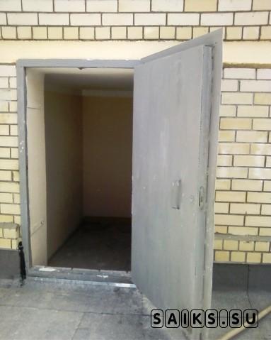 входная антивандальная дверь отечественные