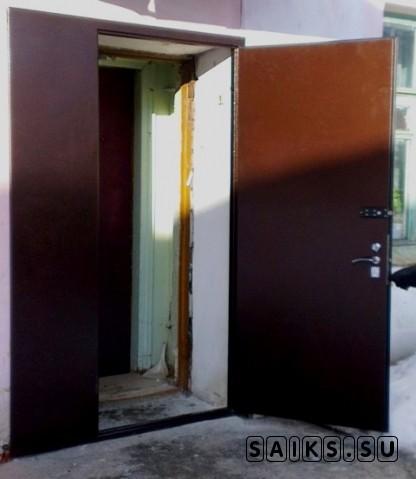 двери для подъездов по индивидуальным размерам в ярославле